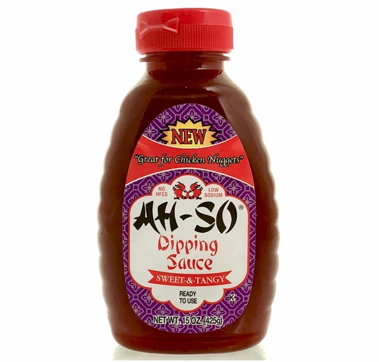 * Ah-So Chinese Style Sweet & Tangy Dipping Sauce 15 oz.