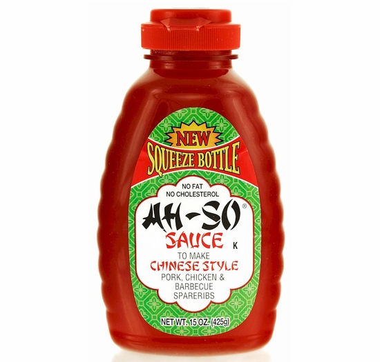 Ah-So Original Chinese Style BBQ Sauce 15 oz.
