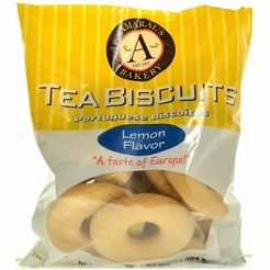 Amaral's Bakery Portuguese Tea Biscuits Lemon 10 oz.