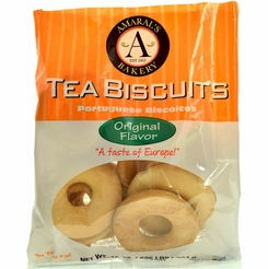 * Amaral's Bakery Portuguese Tea Biscuits Original 7 oz.