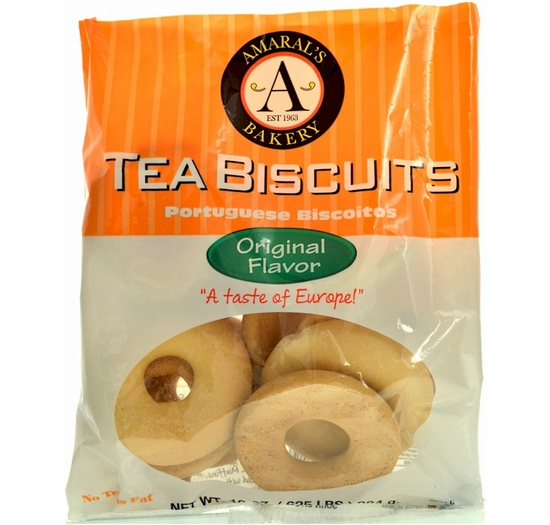 Amaral's Bakery Portuguese Tea Biscuits Original 7 oz.