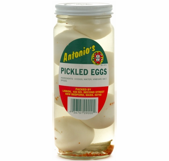 Antonio's Pickled Eggs 16 oz.