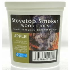 Apple Indoor Smoking Superfine Woodchips 4 oz.