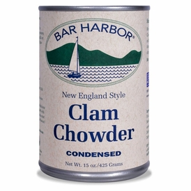 Bar Harbor New England Clam Chowder 15 oz.