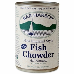 Bar Harbor New England Fish Chowder 15 oz.