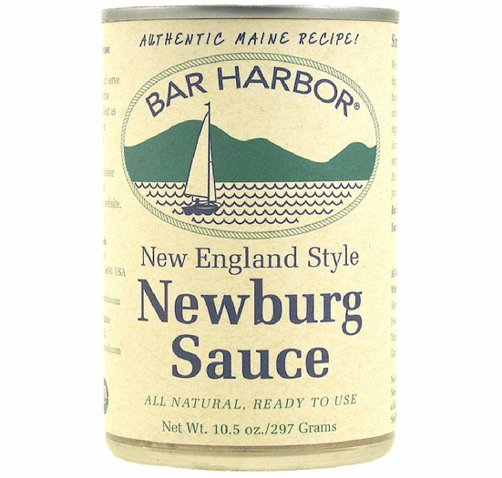 * Bar Harbor New England Style Newburg Sauce 10.5 oz.