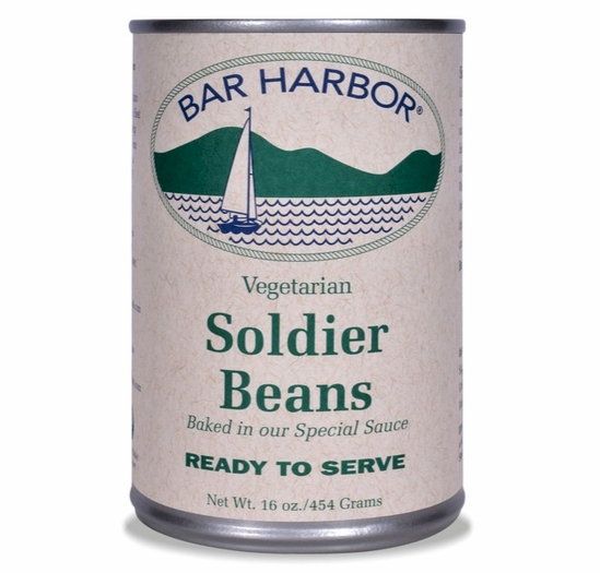Bar Harbor Soldier Beans 16 oz.