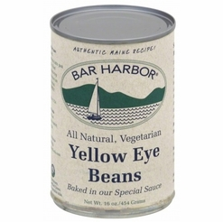 * Bar Harbor Yellow Eye Beans 16 oz.