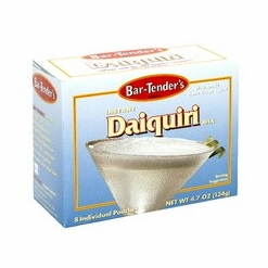 Bar-Tender's Instant Daiquiri Cocktail Mix 4.7 oz. (2 Boxes)