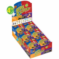 BeanBoozled Jelly Beans 4th Edition Box of 24 (1.6 oz. ea.)