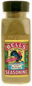 Bell's All-Natural Seasoning 8 oz. Jar