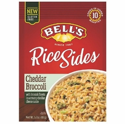 Bell's Cheddar Broccoli Rice Sides 5.7 oz. (2 Pack)