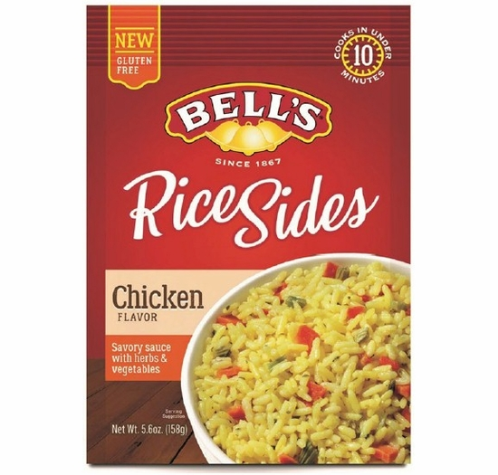 Bell's Chicken Flavor Rice Sides 5.6 oz. (2 Pack)