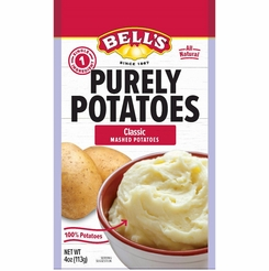 Bell's Purely Potatoes Classic Instant Mashed Potatoes (2 Pack)