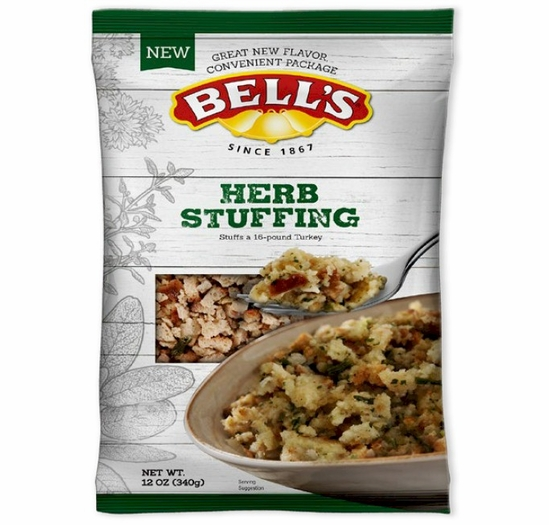 * Bell's Herb Stuffing 12 oz.