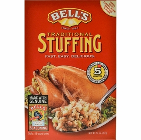 Bell's Ready-Mixed Stuffing 14 oz.