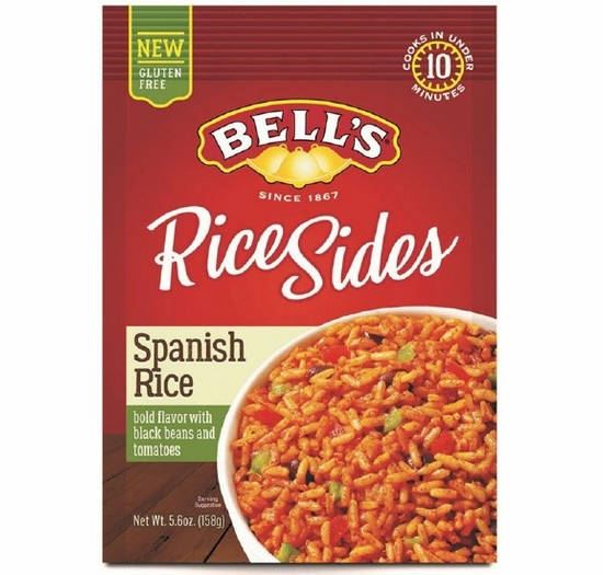 Bell's Spanish Rice Rice Sides 5.6 oz. (2 Pack)