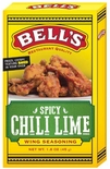 Bell's Spicy Chili Lime Wing Seasoning 1.6 oz.