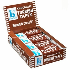 Bonomo Turkish Taffy Chocolate 24/1.5 oz. Box