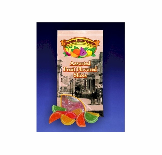 Boston Fruit Slices Nostalgia Bag 5 oz.