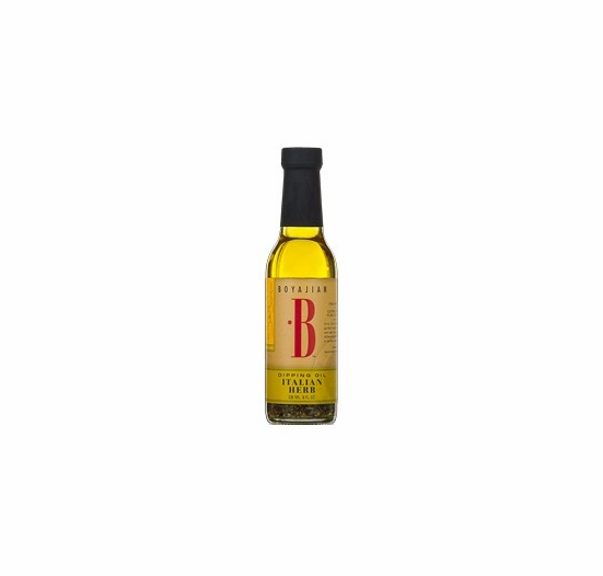 Boyajian Italian Herb Dipping Oil 8 oz.