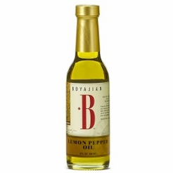 Boyajian Lemon Pepper Oil 8 oz.