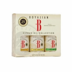 Boyajian Mini Pure Citrus Oil Box Set