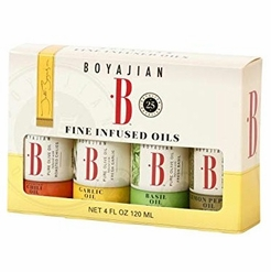 Boyajian Mini Pure Olive Oil Box Set