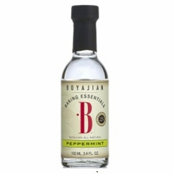 Boyajian Peppermint Natural Flavoring 3.4 oz.