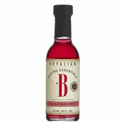 Boyajian Raspberry Natural Flavoring 3.4 oz.