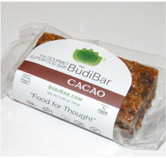 BudiBar Cacao – Box of 10 bars