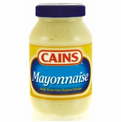 * Cains Mayonnaise 30 oz.