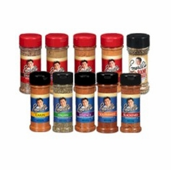 Celebrity Spices & Rubs