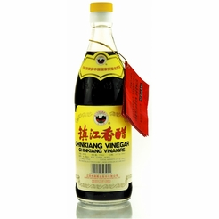 * Chinese Black Vinegar 550 ml.