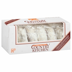 * Country Kitchen Chocolate Powdered Donuts (2 Boxes)