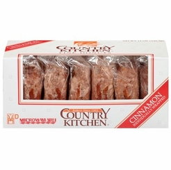 * Country Kitchen Cinnamon Sugared Donuts (2 Boxes)