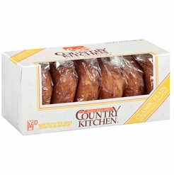 * Country Kitchen Plain Donuts (2 Boxes)