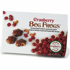 * Cranberry Bog Frogs Box 8 oz.