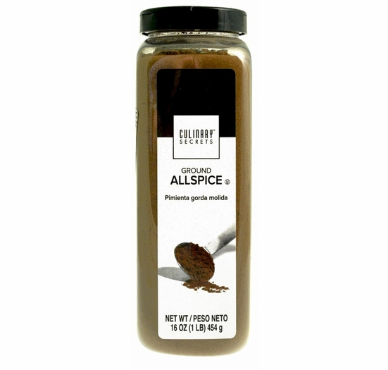 Culinary Secrets Allspice Ground 16 oz.