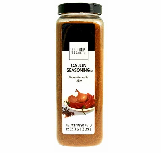 Culinary Secrets Cajun Seasoning 22 oz.