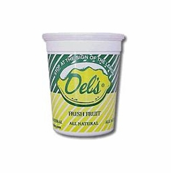 Del's Lemonade Soft Frozen Dry Mix Quart