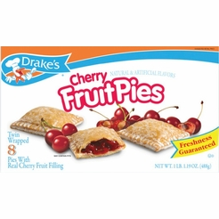 Drake's Cherry Fruit Pies (2 Boxes)