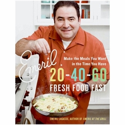 Emeril 20-40-60: Fresh Food Fast (Paperback)
