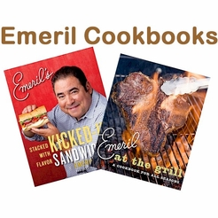 Emeril's Cookbooks