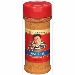 * Emeril's Fish Rub 4 oz.