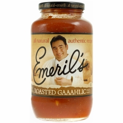 Emeril's Roasted Gaaahlic All Natural Pasta Sauce 25 oz.