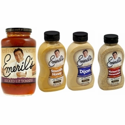 Emeril's Sauces & More