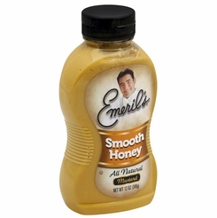 Emeril's Smooth Honey Mustard 12 oz.
