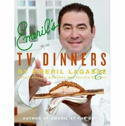 Emeril's TV Dinners Cookbook (Paperback)