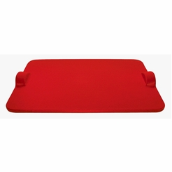 "Emile Henry Flame Top Grilling & Baking Stone Red 18"" x 14"""